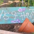 DIY Garden Signs and Garden Sign Sayings