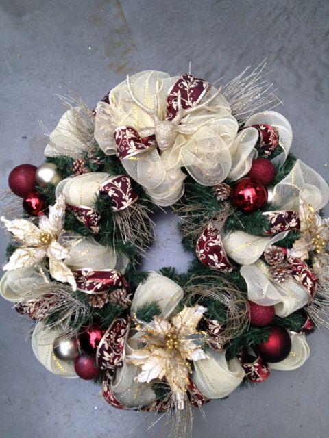 14 Designer Christmas Wreaths