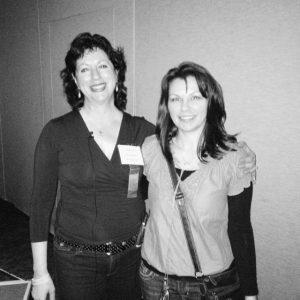 Me and Teresa O'Conner