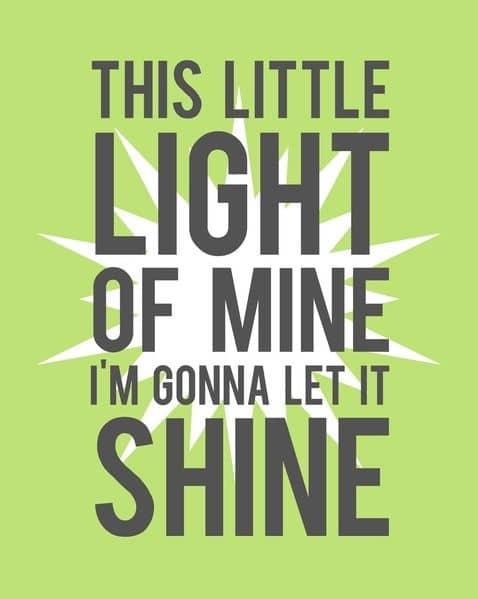 thislittlelightofmine