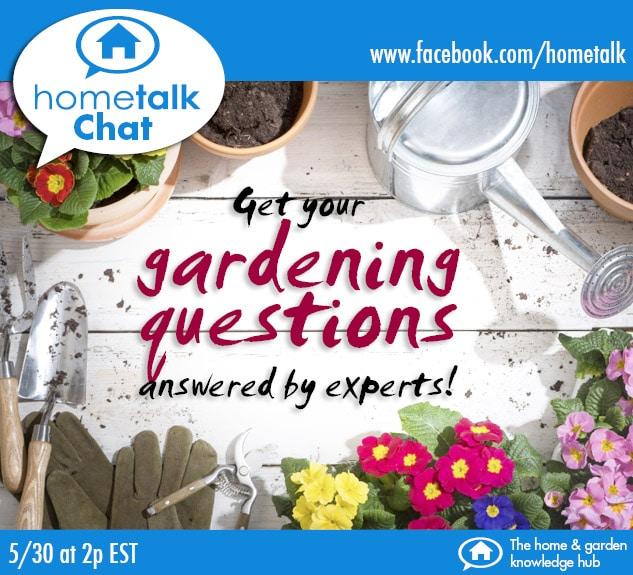 Expert Garden Advice