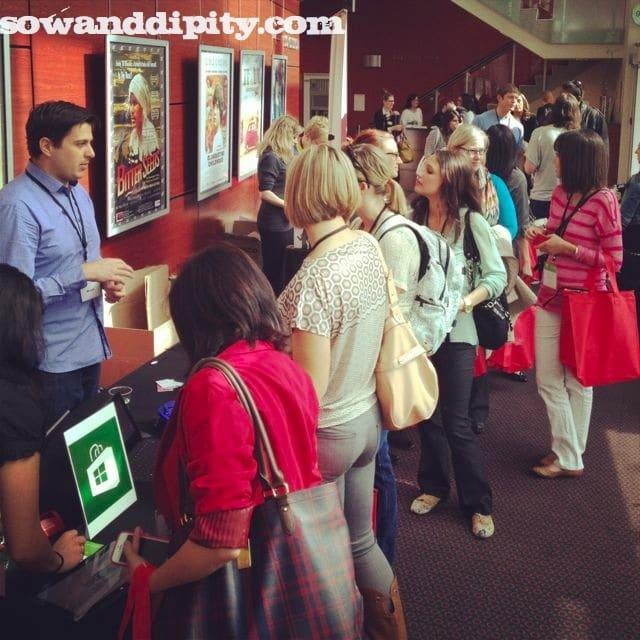 blogger convention