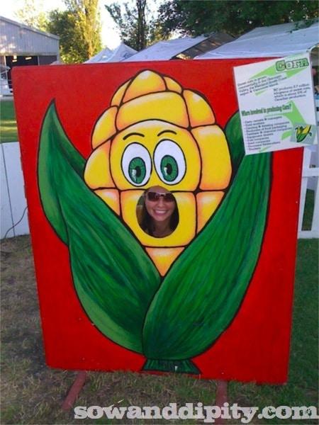 happy corn