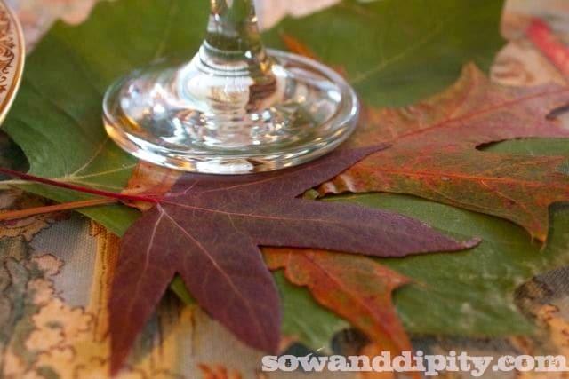 tri-leaf coaster