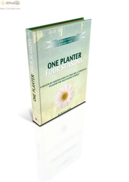 One Planter - Four Seasons e-Book