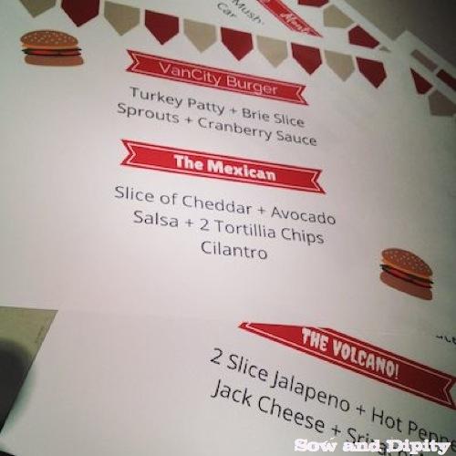 Slider BBQ Burger Bar Party 1