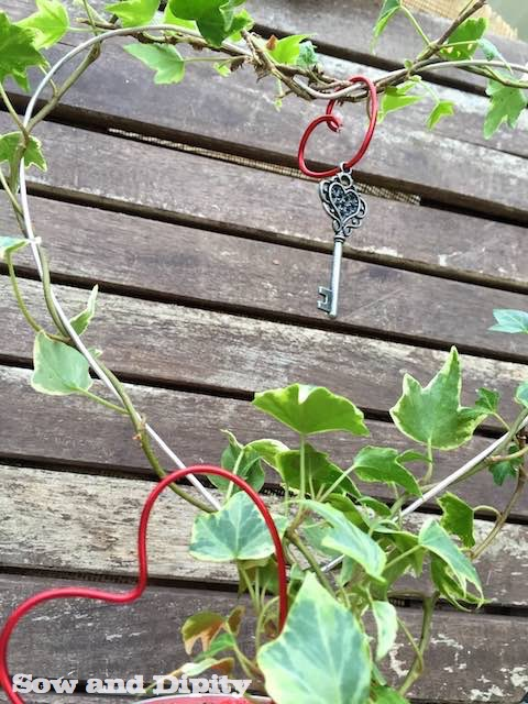 Heart Topiary (2)