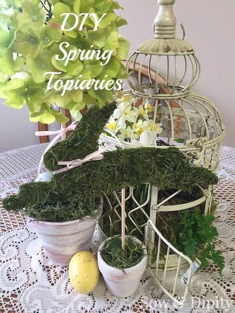 DIY Spring Topiaries1