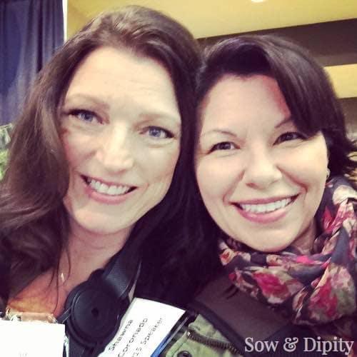 Shelley Levis and Shawna Coronado