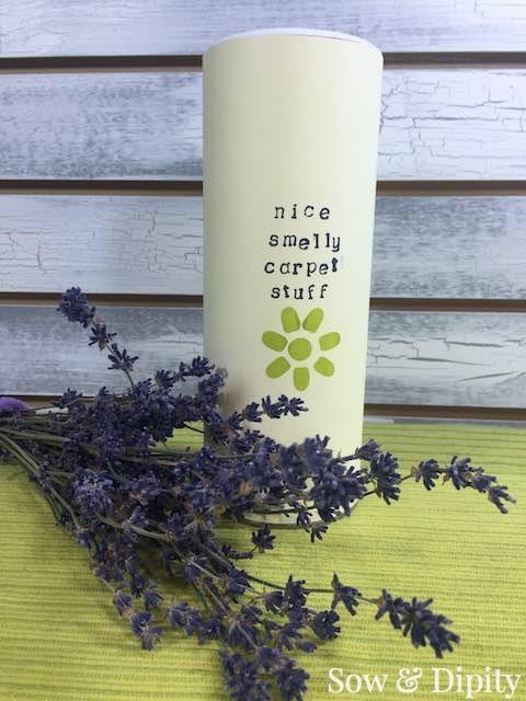 Pet Friendly Carpet Deodorizer