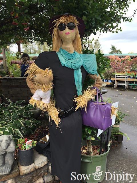 Diva Scarecrow