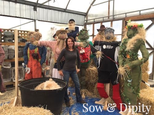 Scarecrow designer