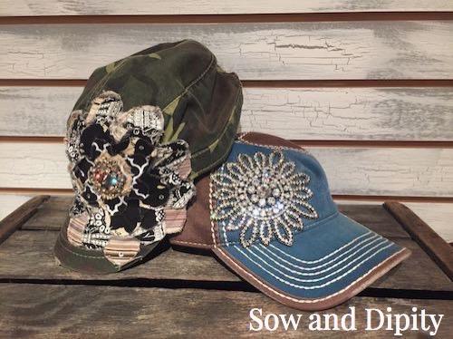 Trucker Glam hats