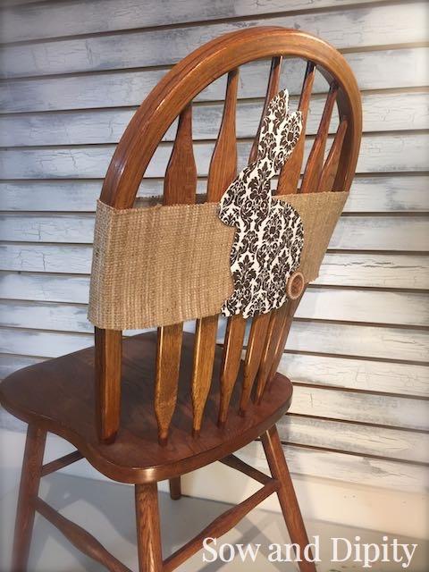 Superb No Sew Easter Pillow Spiritservingveterans Wood Chair Design Ideas Spiritservingveteransorg